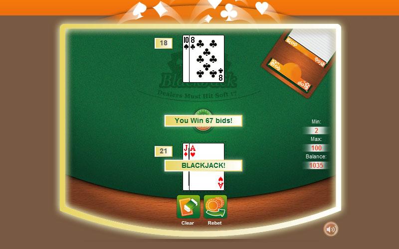 Poker astrophysics